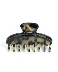 Corniche hårklämma – 8.5 cm IVORY